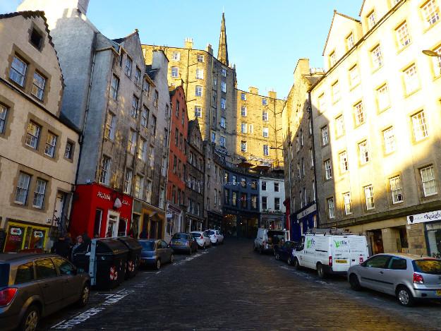 West Bow Edinburgh