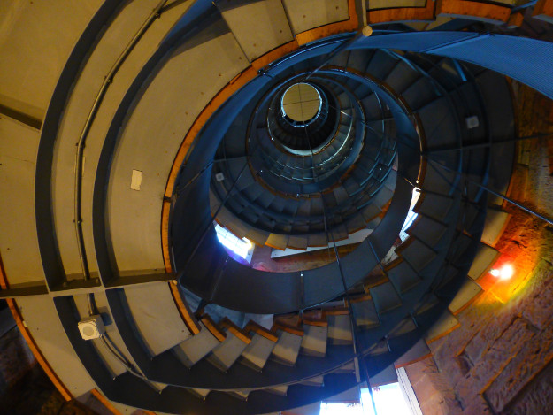 Mackintosh Tower Staircase