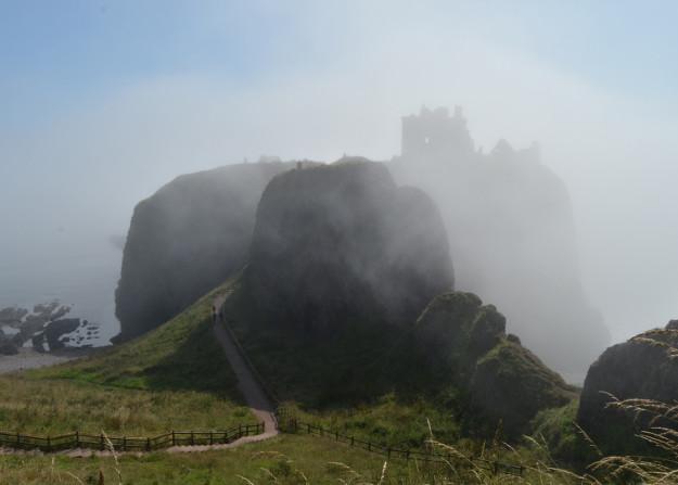 dunnotar castle aberdeenshire