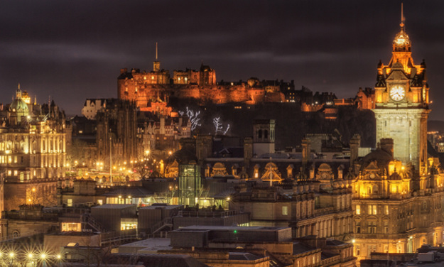 10 Simply Stunning Photos Of Edinburgh Discoveryscotland Com
