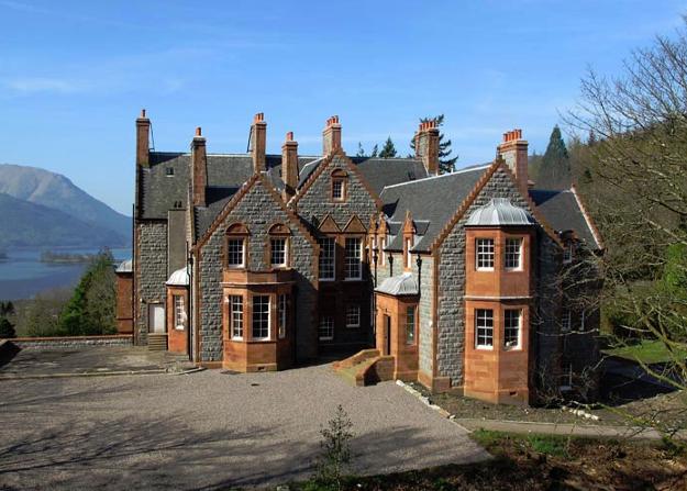 glencoe house hotel