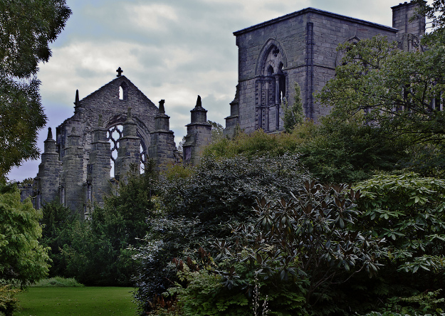 holyrood abbey edinburgh