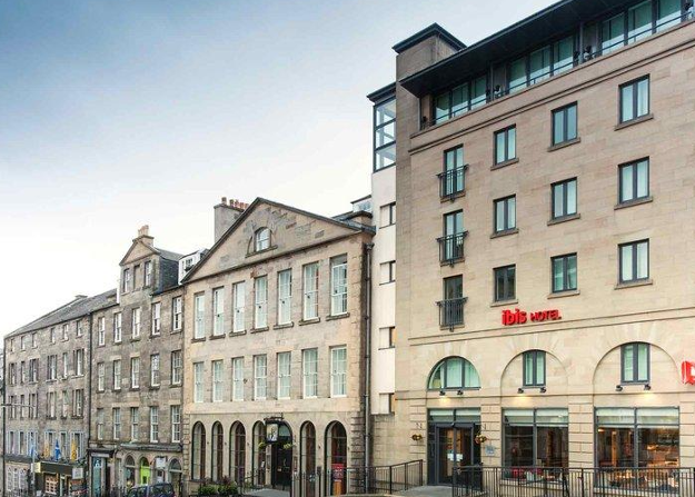 ibis royal mile edinburgh