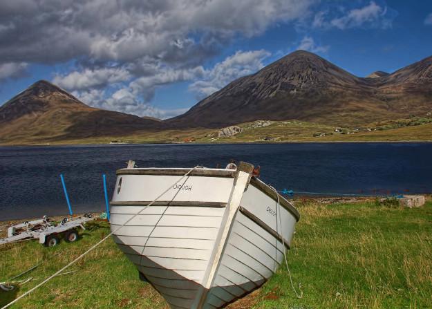 loch slapin isle of skye