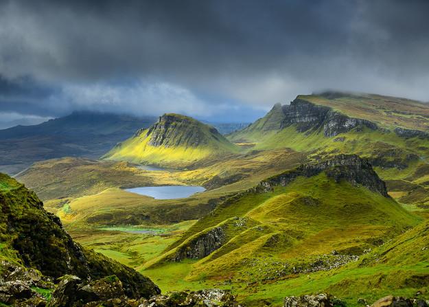 the quiraing isle of skye