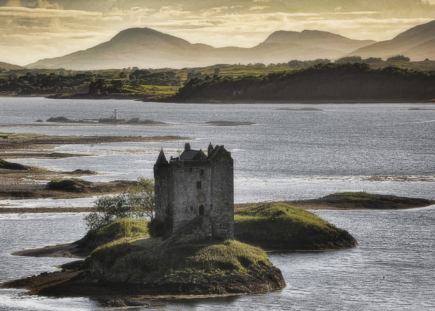 castle stalker port appin