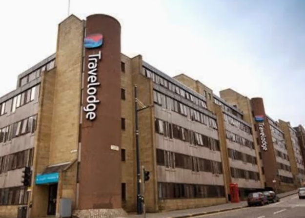 travelodge old town edinburgh