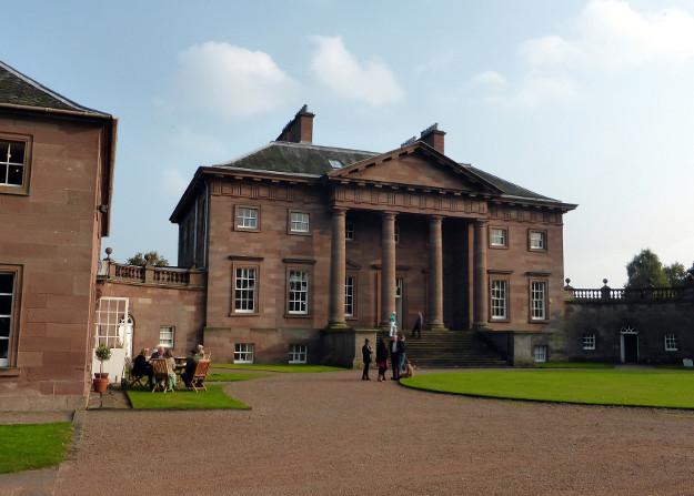 paxton house berwickshire