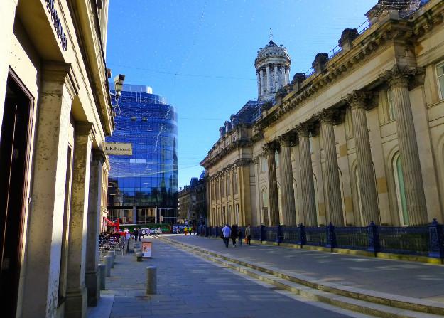 Royal Exchange Square Glasgow
