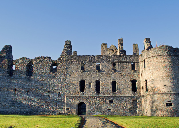 balvenie castle dufftown