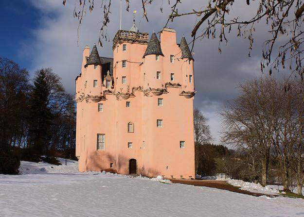 craigievar castle alford