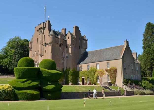 crathes castle banchory