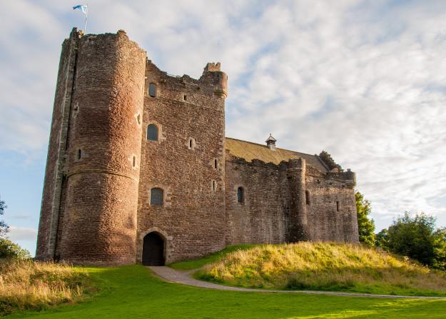 doune castle perthshire