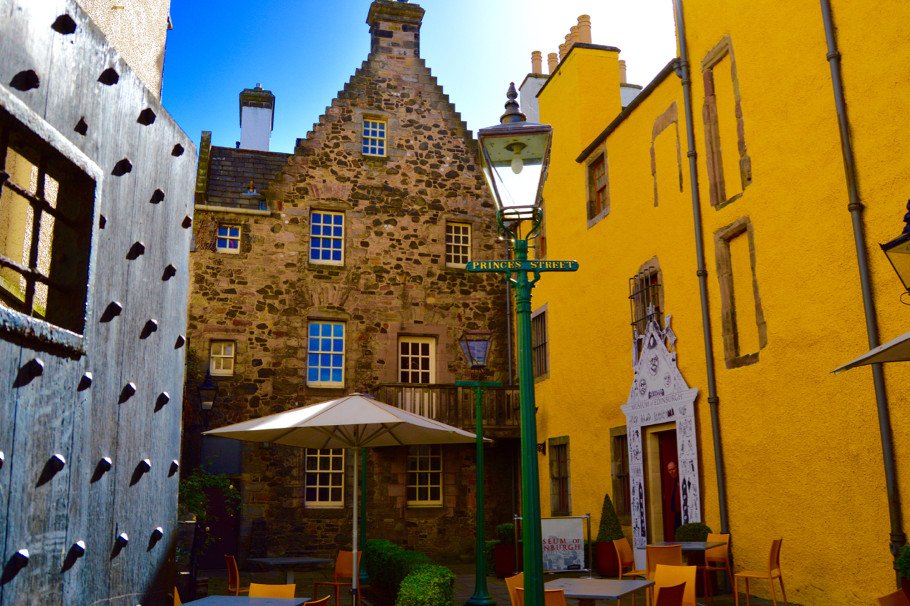 museum of edinburgh canongate