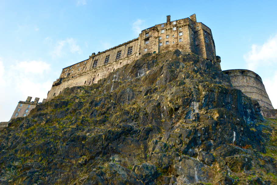 edinburgh castle south