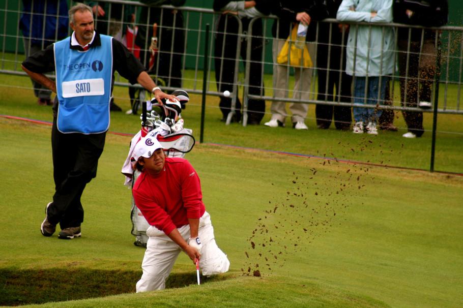 carnoustie golf championship