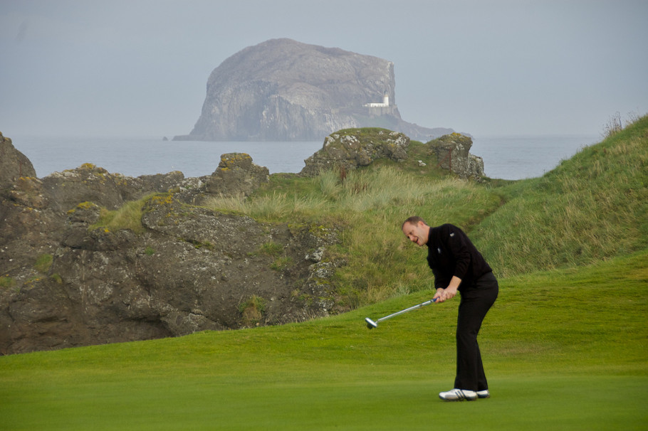 north berwick golf