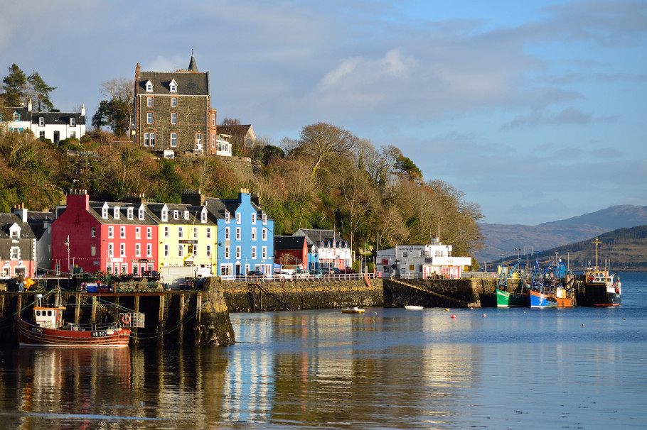 10 Scenic Scottish Seaside Towns Amp Villages