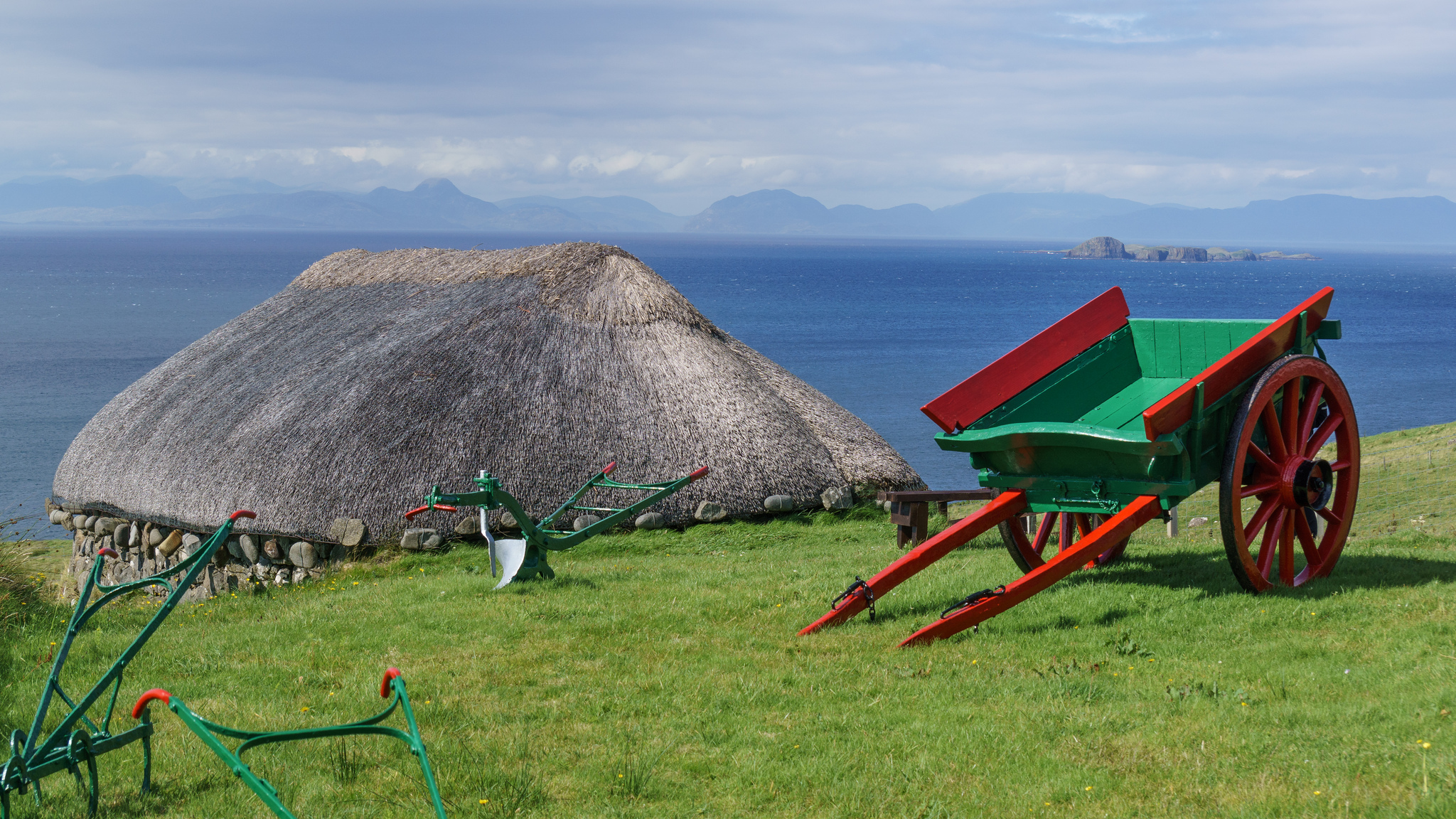 kilmuir museum island life skye