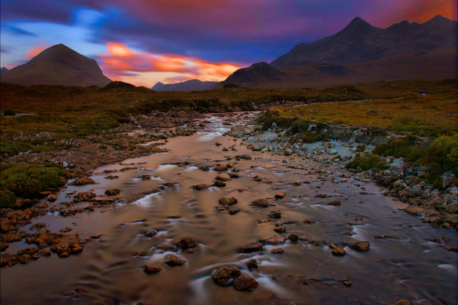 river sligachan isle skye